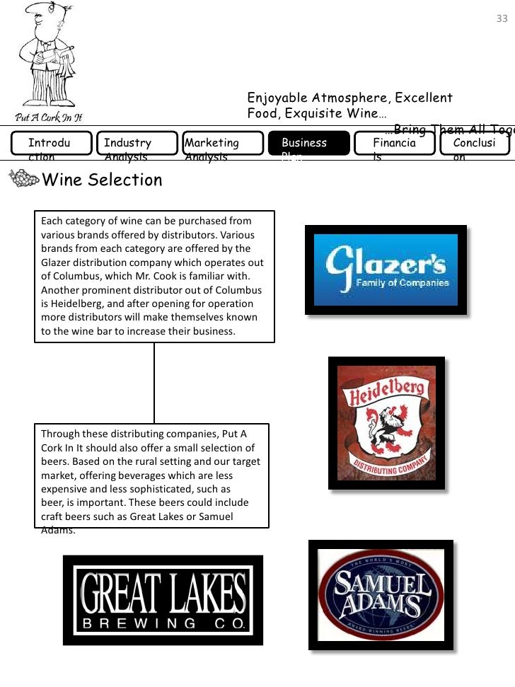 Wine bar business plan how to start a wine bar a sample wine bar business plan template flashek Images
