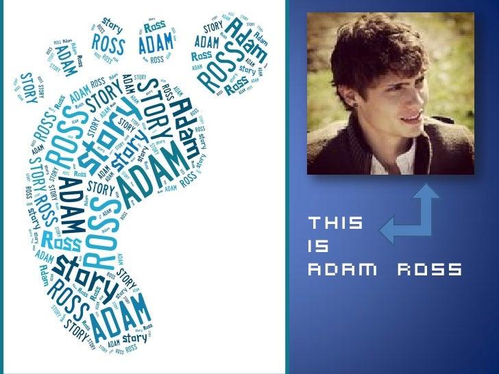 ThisisAdam Ross