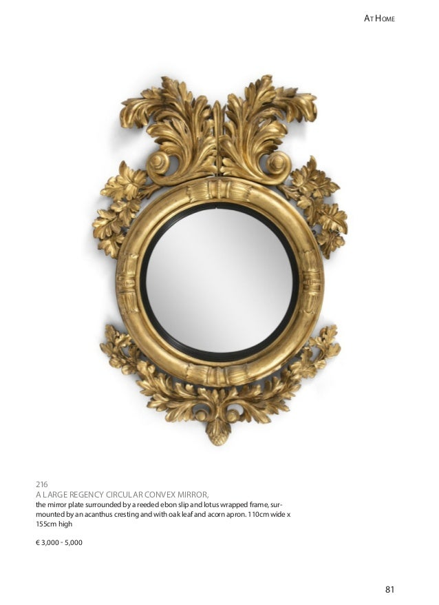 Mirrors Decorative Arts Gilt Carved Hanging Wall Mirror An Indispensable Sovereign Remedy For Home
