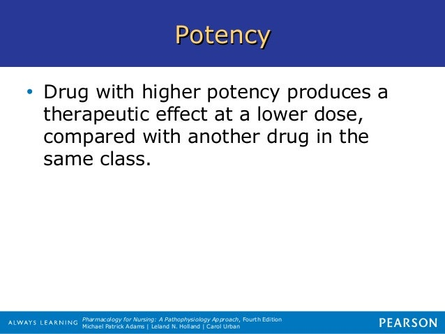 dose effect relationship pharmacology and the nursing