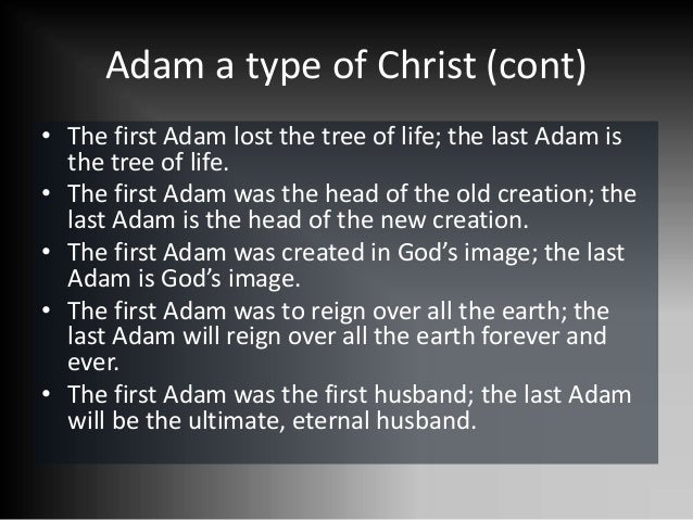 adams curse Review open your bibles, please, to the book of genesis, chapter 3 we have  been speaking about the effect of adam's sin upon the human race, upon the.