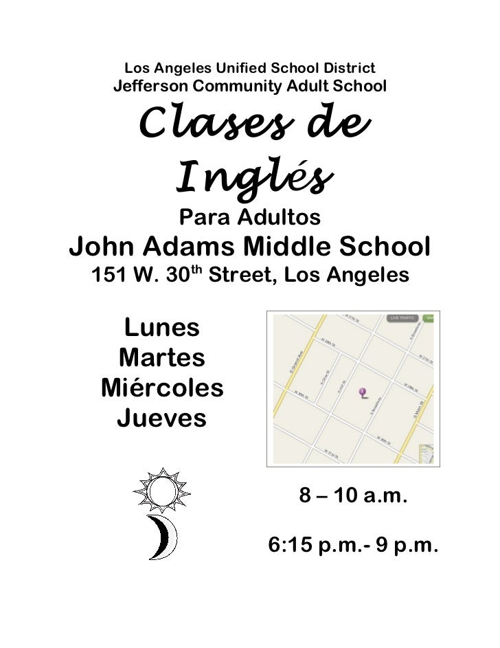 Adams flyer spanish