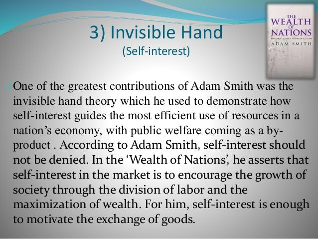 an evaluation of adam smiths theory of economic growth Took up after reading adam smith's  theory of free international trade  lation and economic growth4 because.