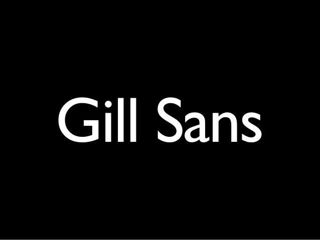 Sean Adams typography101