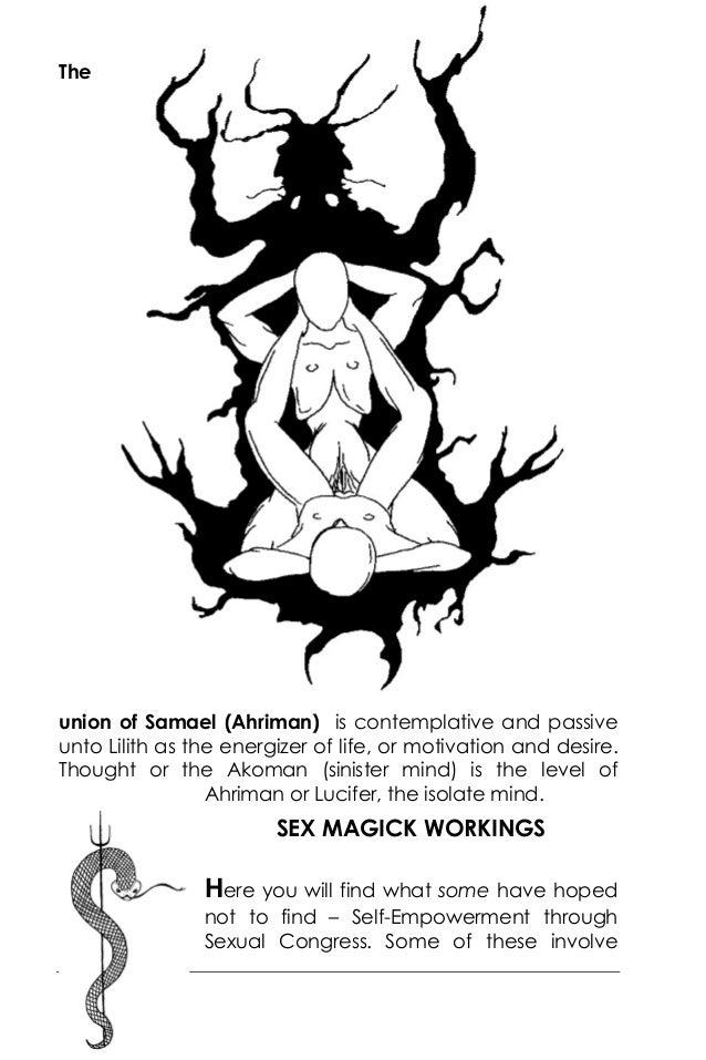 Sex magick and evil