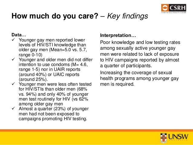 health of gay and bisexual Latino men: Findings from 3