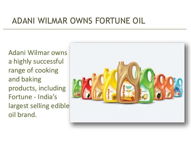 adani wilmar limited edible oil case study analysis