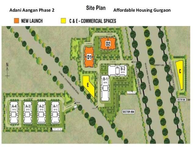 Adani Aangan Phase 2 Affordable Housing Gurgaon