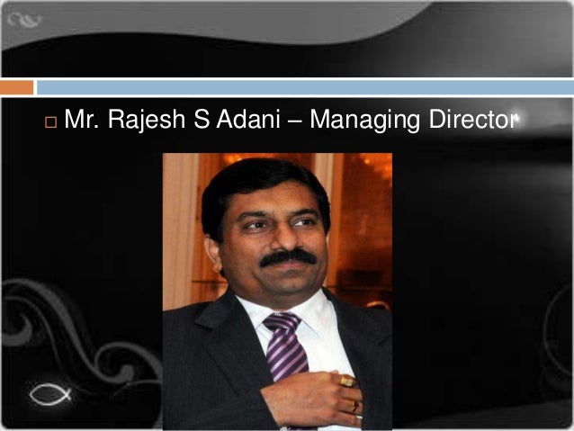 project report on adani wilmar ltd Adani group is an indian multinational conglomerate headquartered in  ahmedabad, gujarat,  the project employs 1600 people with 90% being locals   adani wilmar limited received the great place to work certification for   history, directors report, chairman's speech, auditors report of adani  enterprises - ndtv.