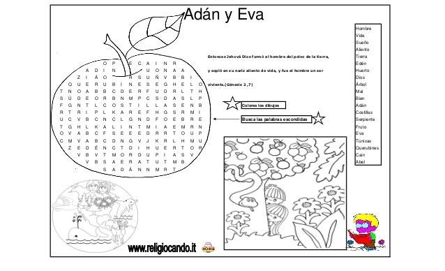 best Imagenes Sobre Adan Y Eva Para Colorear image collection