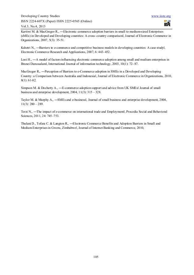 SMES DEVELOPMENT IN TANZANIA PDF