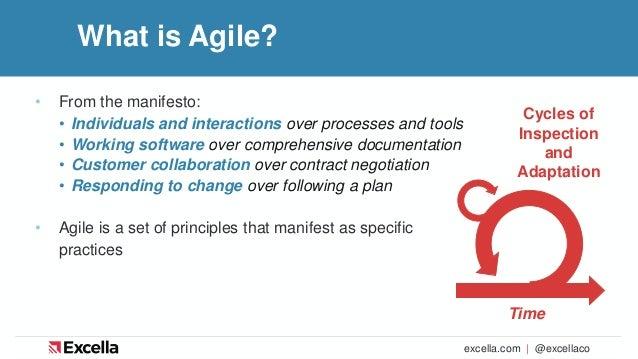Adapting Agile for MERL Slide 2