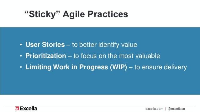 Adapting Agile for MERL Slide 3