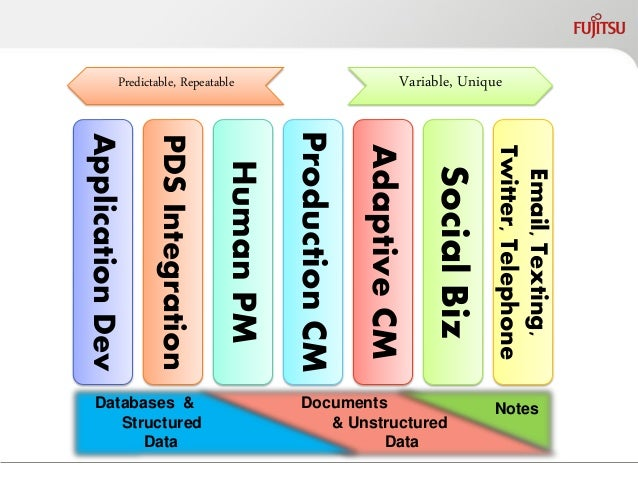 Application Dev  PDS Integration  Human PM  PCM  ACM  SBS  Email, Texting, Twitter, Telephone  Variable, Unique  Predictab...