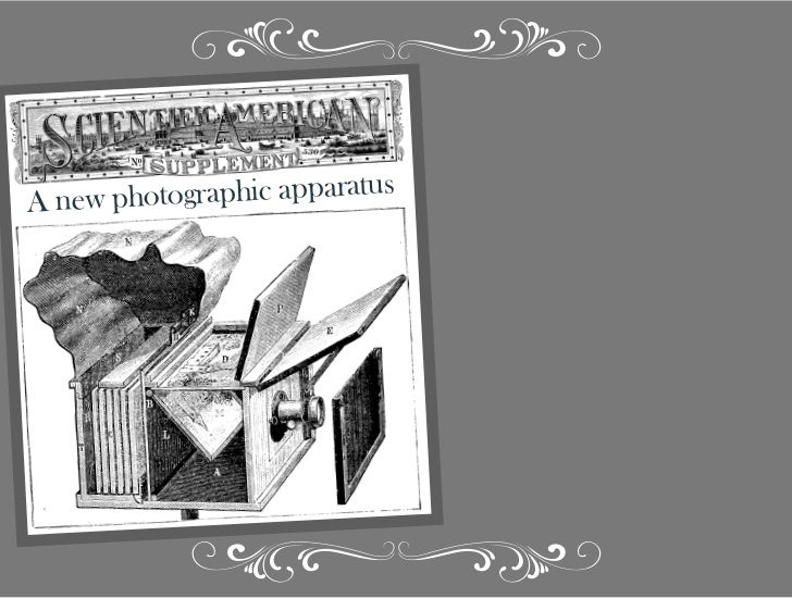 tus A new photographic appara