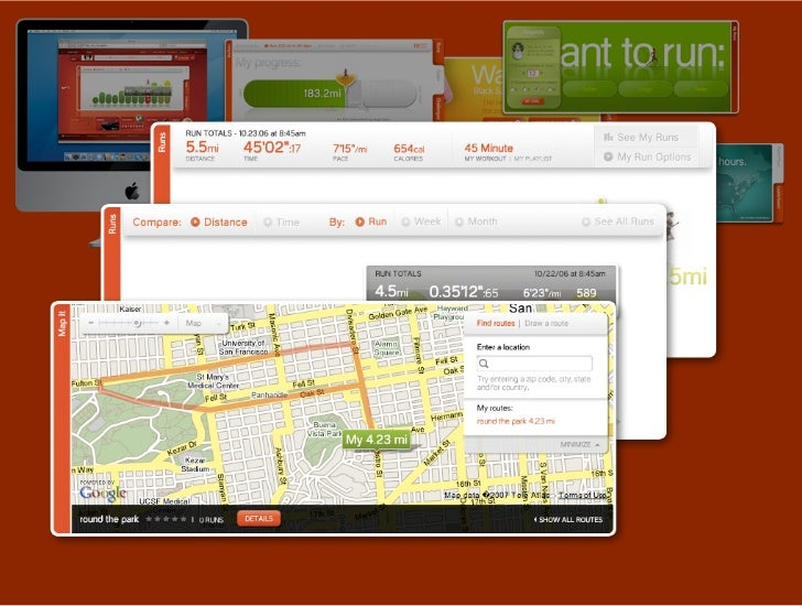 wow Networked running events