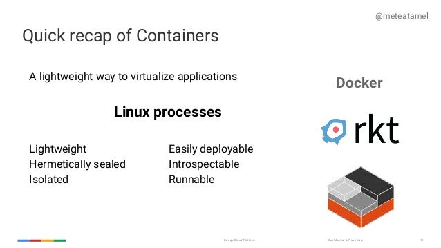 London Adapt or Die: Kubernetes, Containers and Cloud - The