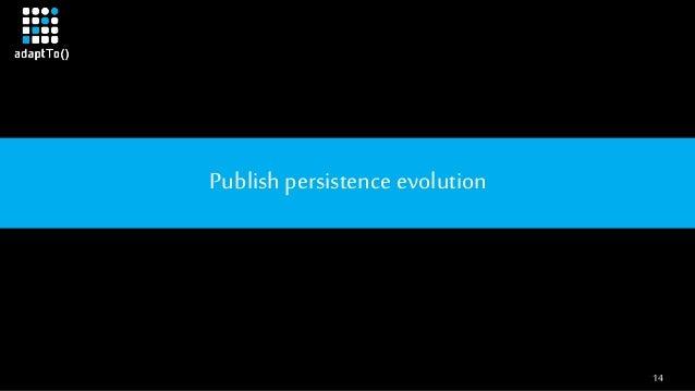 14 Publishpersistence evolution