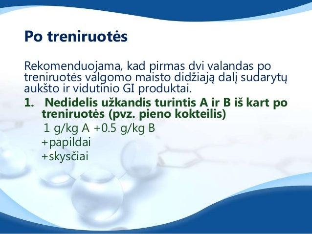"""2. Max per 2val. būtinas angliavandeniais irbaltymais turtingas maistas atsistatymui potreniruotės!(""""anabolinis langas"""")→P..."""
