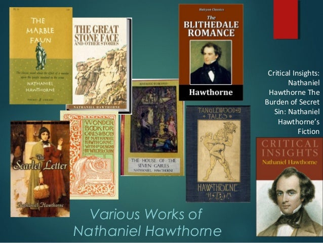 an analysis of the house of the seven gables and my kinsman major molineux by nathaniel hawthorne Nathaniel hawthorne and his biblical contexts hepzibah in the house of the seven gables 49 babylonian captivity and boston in my kinsman, major molineux.