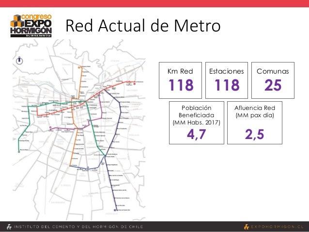 Nuevas Lineas De Metro De Santiago