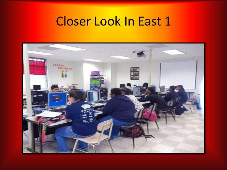 Closer Look In East 1