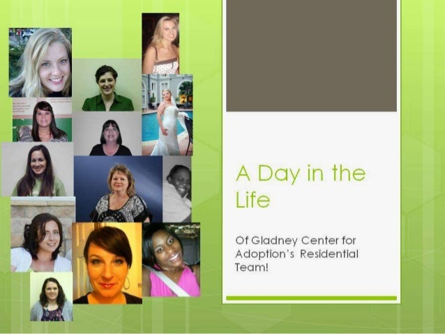 A Day in the Life of the Gladney Center for Adoption's Residential Housing Staff