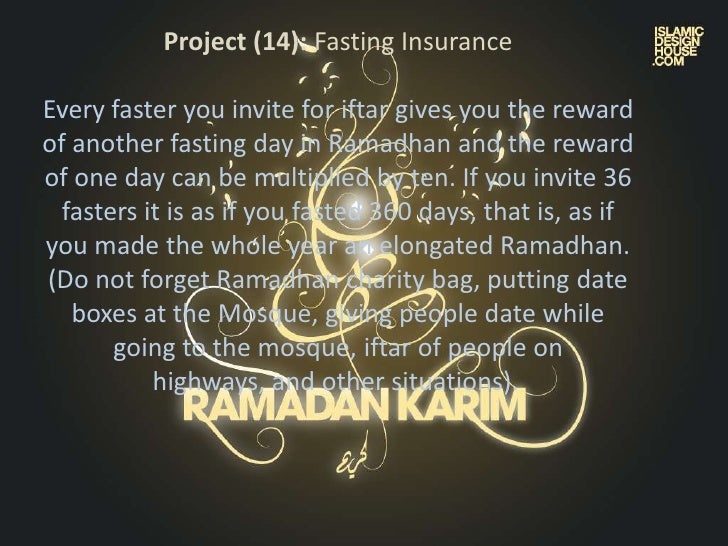 Fasting is the willing abstinence or reduction from some or all food, drink, or both, for a period of.