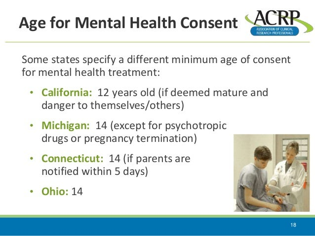legal age of consent in ohio