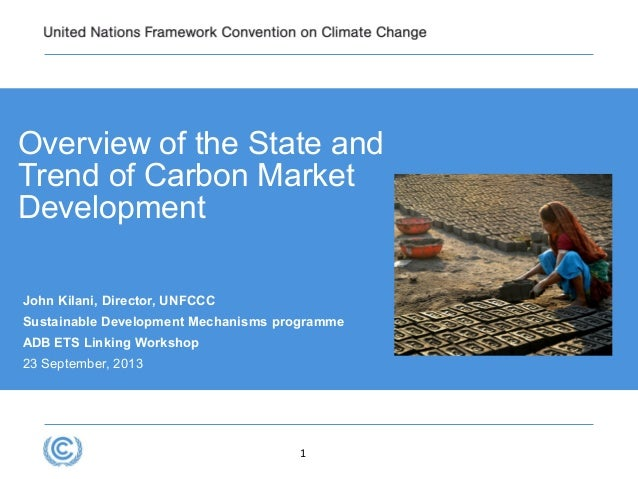 carbon trade trends Global platform on climate change, trade and sustainable energy embedded carbon and trade- trends and policy options ingrid jegou ictsd-eclac-government of honduras side event at.