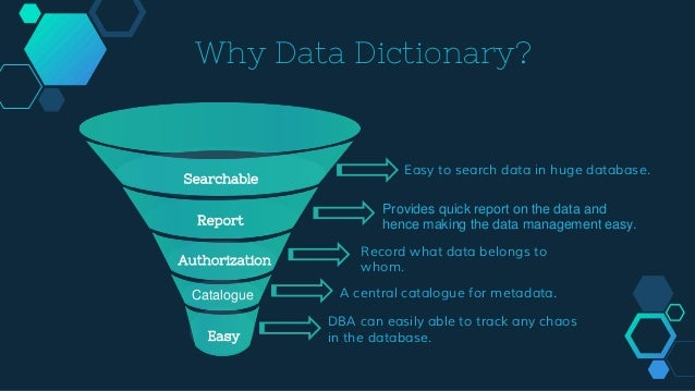 Relational systems all have some form of integrated data dictionary (e.g. Oracle) Structure of Data Dictionary It can be i...