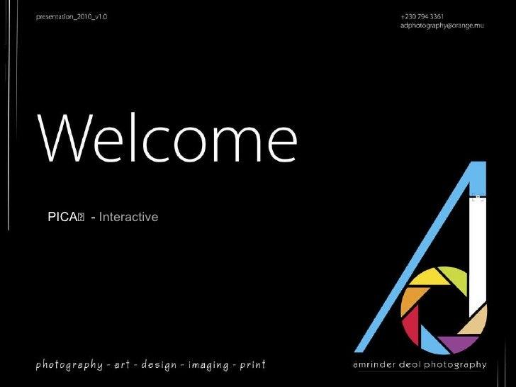 PICA⎋ -  Interactive