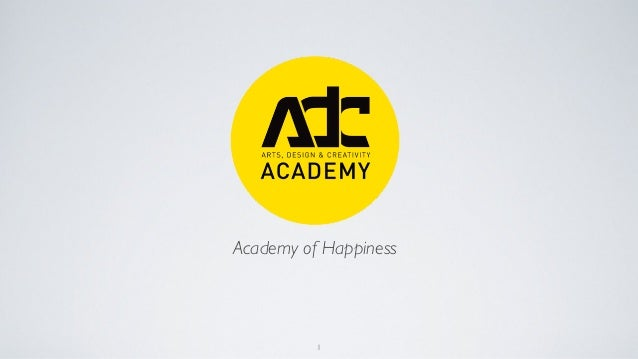 1 Academy of Happiness