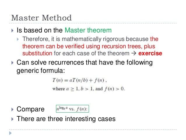 Algorithm Design And Complexity Course 3