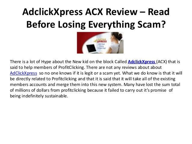 ProfitClicking.com Reviews - Legit or Scam?