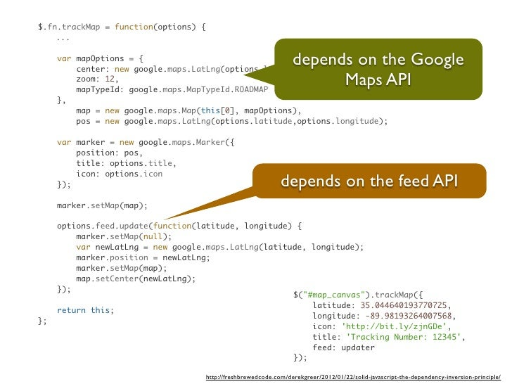 $.fn.trackMap = function(options) {    ...     var mapOptions = {                                            depends on th...