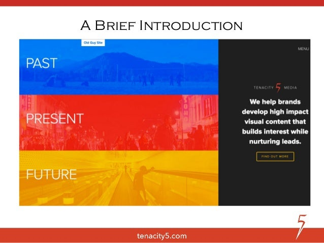 The Near Future of Media Slide 2