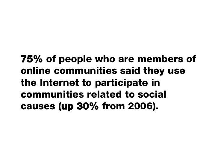 Social Media for Social Good Slide 3