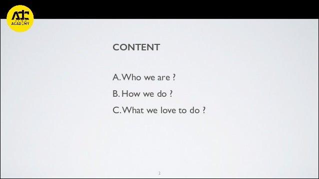 ADC Presentation Slide 2