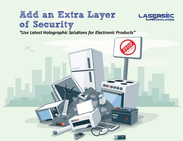 """921d759a4542 Add an Extra Layer of Security - """"Use Latest Holographic Solutions fo…"""