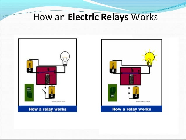 electric relay