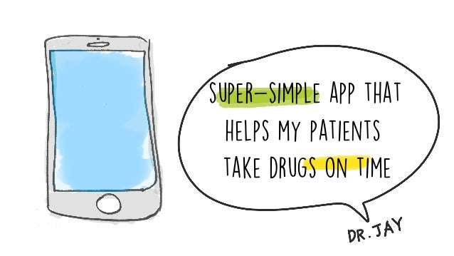 forget about their pills! 50 % = medical non-adherence