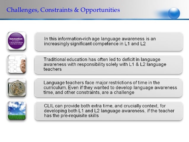 Innovative Classroom Practices In The Light Of Constructivism In ~ The added value of clil by david marsh
