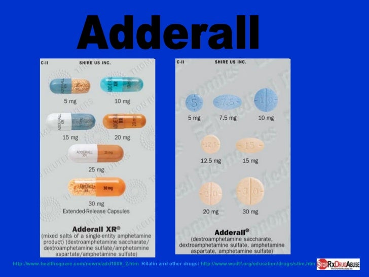 adderall misuse on college campuses