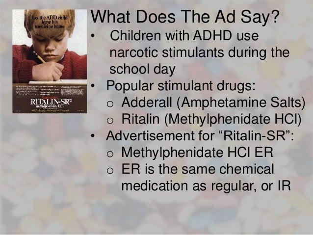 Adderall vs Ritalin-Nicholas Bukowski