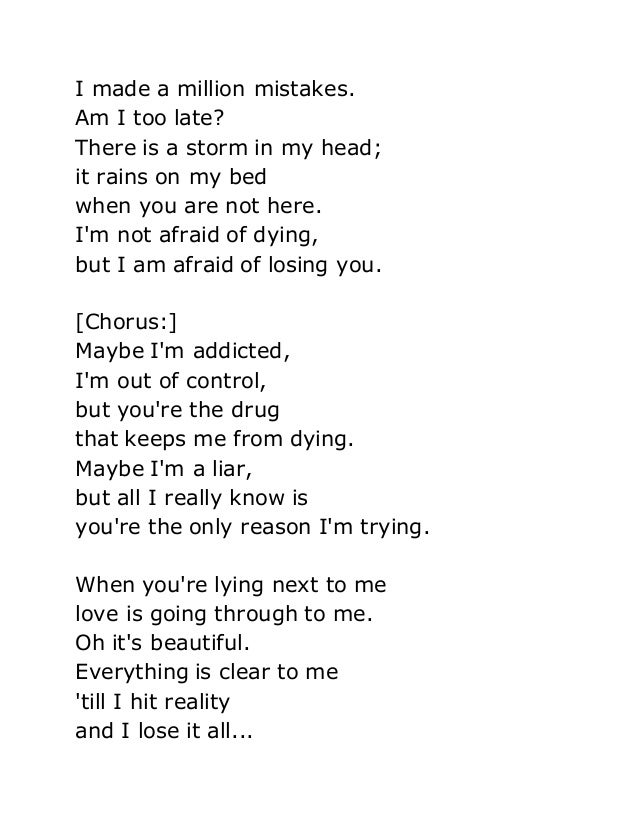 Jane's Addiction - Not An Addict Lyrics - lyricsera.com