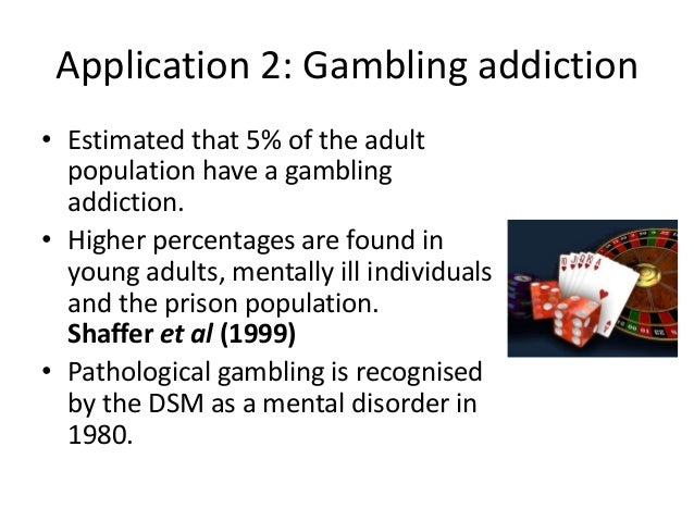 Why is gambling addiction psychology casino macau hotel