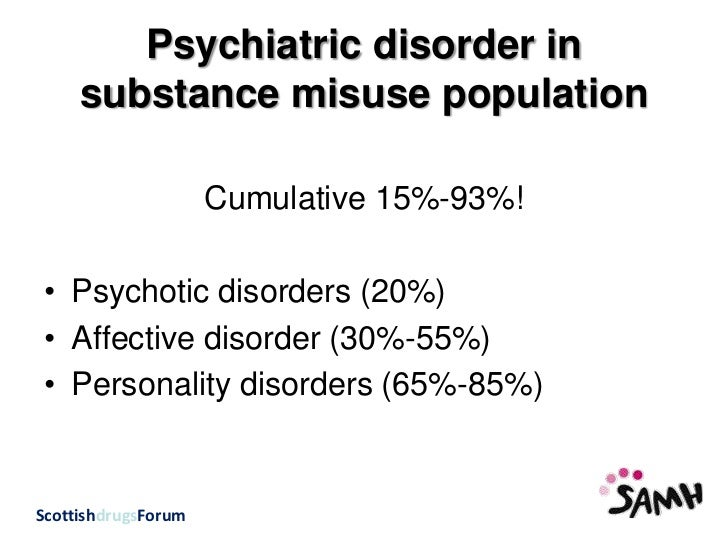 neuroticism and drug abuse The role of drug use outcome expectancies in substance abuse risk:  for example, neuroticism is considered to be an important risk factor for.