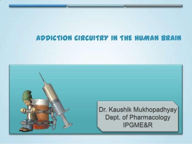 ADDICTION CIRCUITRY IN THE HUMAN BRAIN