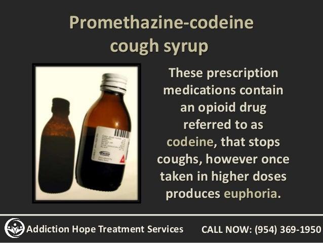Promethazine Dm Syrup Abuse